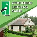 Lietuvos kaimo turizmas. Visa informacija apie Lietuvos kaimo sodybas, amatininkus ir lankytinas vietas