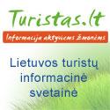 www.Turistas.lt – Lietuvos turistų informacinė svetainė