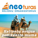 Neoturas - kelioni svajas patikkite mums