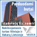 Nekilnojamojo turto skelbimai: Klaipėdoje - Vilniuje - Palangoje - Neringoje