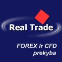 """""""Real Trade"""" - prekyba pasaulinėse finansinėse rinkose (FOREX ir CFD)"""