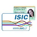 ISIC (International Student Identity Card) – vienintelis tarptautinis studento / moksleivio pažymėjimas
