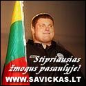 Žydrūnas Savickas