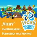 """""""Vichy"""" vandens parkas Vilniuje"""