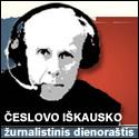 Česlovo Iškausko žurnalistinis dienoraštis