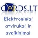 Cards.lt - elektroniniai atvirukai ir sveikinimai visoms progoms