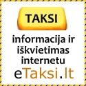 eTaksi.lt - taksi numeriai, paslaugų tarifai, iškvietimas internetu