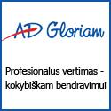 """""""Ad Gloriam"""": profesionalus vertimas kokybiškam bendravimui"""