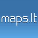 Maps.lt - Lietuvos žemėlapiai internete