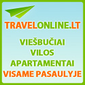 TravelOnline - viebui paieka