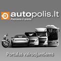 Autopolis.lt – informacinis portalas vairuojantiems