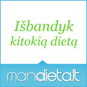 Mano dieta — personalios dietos ir valgiaraščiai norintiems suliesėti, palaikyti arba priaugti svorio