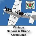 Viniaus Dariaus ir Girėno aeroklubas. Apžvalginiai, akrobatiniai skydžiai. Pilotų mokykla.