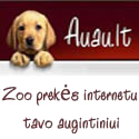 Auau.lt – zooprekės internetu, prekės gyvūnams internetu