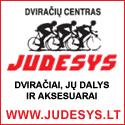 """Dviračių centras """"Judesys"""" – dviračiai, jų dalys ir aksesuarai"""