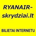 """Ryanair-skrydziai.lt – pigių skrydžių bendrovės """"Ryanair"""" akcijos, naujienos"""