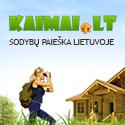 Kaimo turizmas Lietuvoje, atostogos kaime, sodybų nuoma