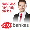 CVbankas.lt – darbo skelbimai Lietuvoje ir užsienyje
