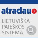 Atradau.lt – lietuviška paieškos sistema