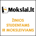 Mokslai.lt – žinios studentams ir moksleiviams