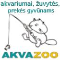 """""""Akvazoo"""" – su meile jūsų gyvūnams"""