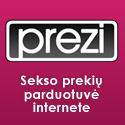 Prezi.lt – sekso prekių parduotuvė internete. Pristatymas visoje Lietuvoje.