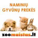 """""""ZooMaistas"""" – naminių gyvūnų prekės"""