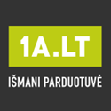Internetinė parduotuvė www.1a.lt – geriausi Lietuvoje elektronikos prekių pasiūlymai!