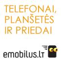 Emobilus.lt – telefonai, planšetės ir priedai