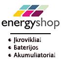 """""""Energy Shop"""" – išoriniai energijos šaltiniai"""