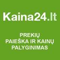 Kaina24.lt – prekių paieška ir kainų palyginimas