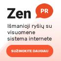 """""""Zen PR"""" – išmanioji ryšių su visuomene sistema internete"""
