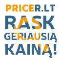 PRICER – racionalaus pirkimo ir kainų palyginimo portalas
