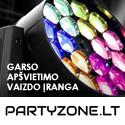 Partyzone.lt – garso, apšvietimo, vaizdo įranga