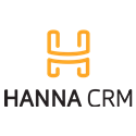"""CRM sistema – """"Hanna CRM"""""""