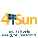 """""""4Sun Lithuania"""" – saulės ir vėjo energijos sprendimai"""