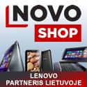 "NovoShop.lt – specializuota ""Lenovo"" parduotuvė"